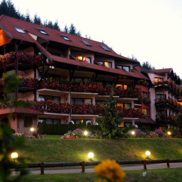 extérieur hotel julien alsace