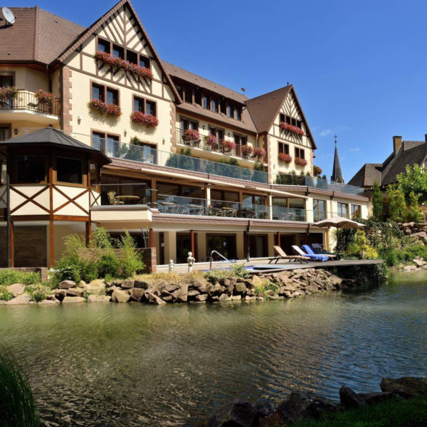 hotel spa domaine du moulin alsace