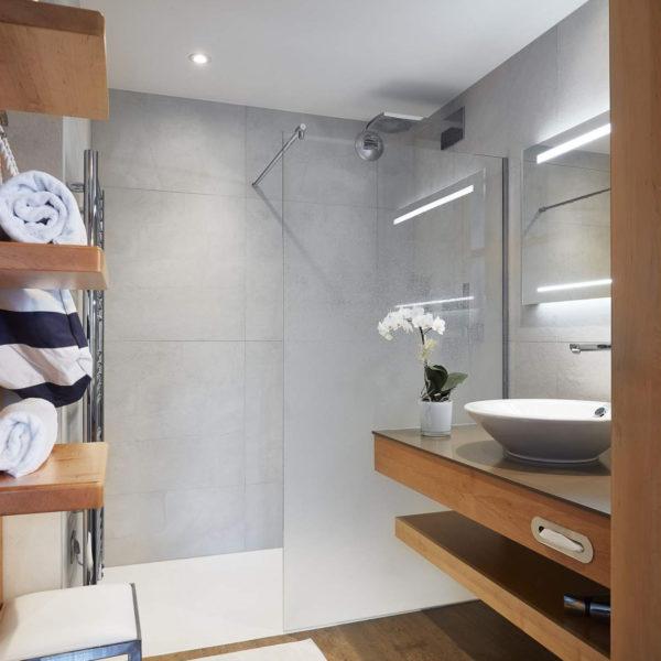 salle de bain hotel alsace