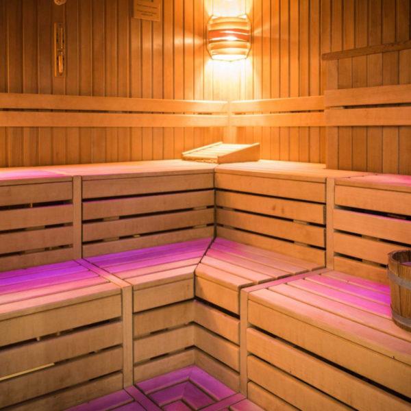 sauna au cour d'alsace