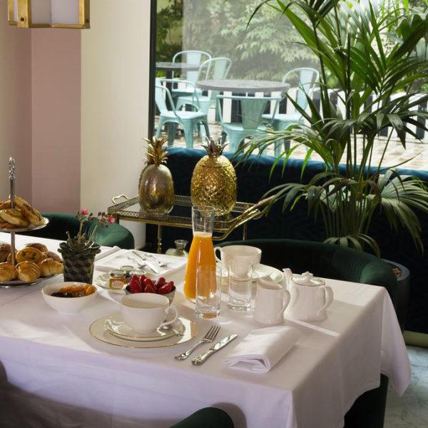 Petit déjeuner hotel saint marc Paris