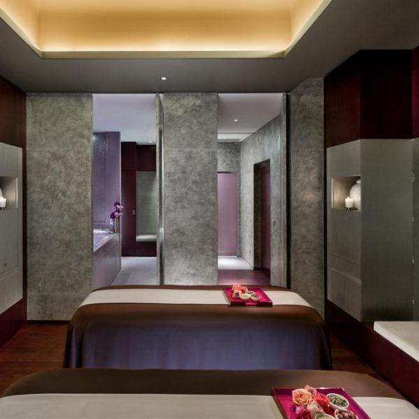 cabine de soins mandarin oriental hotel spa paris