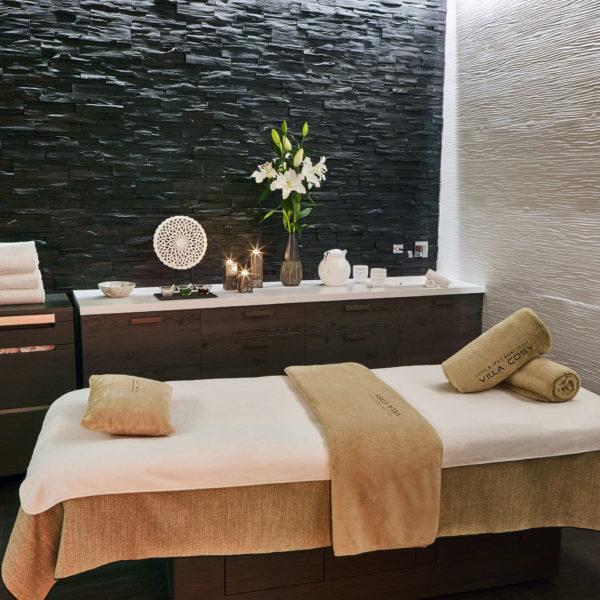 cabine massage Villa Cosy Saint Tropez