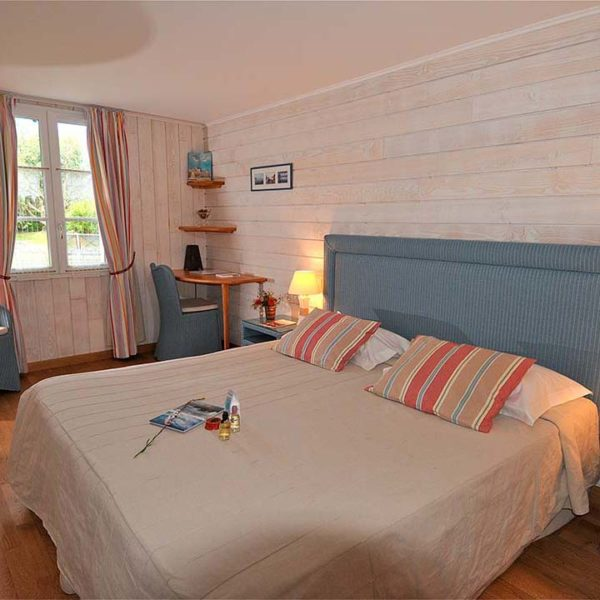 chambre Hotel La Desirade belle ile en mer