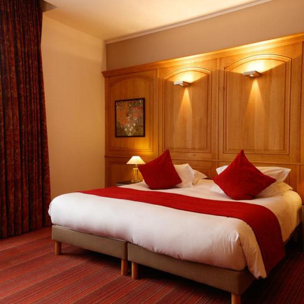 chambre Hotel de Bourgtheroulde Rouen