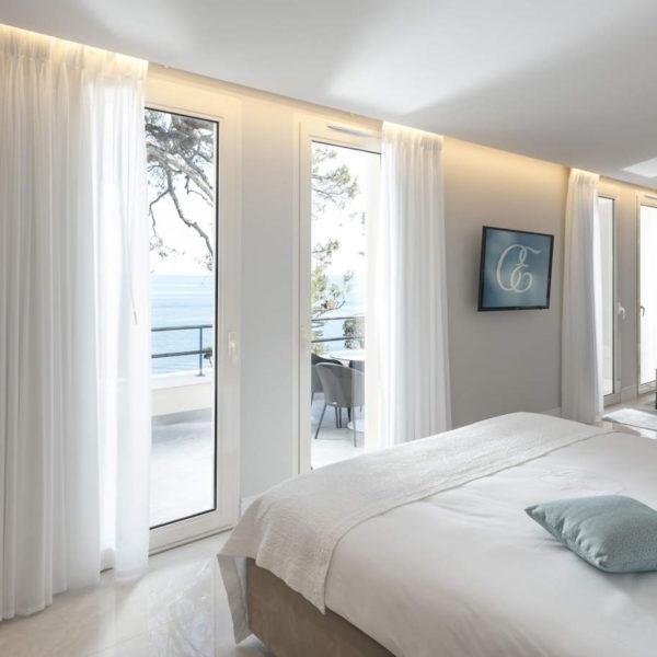 chambre cap estel hotel paca