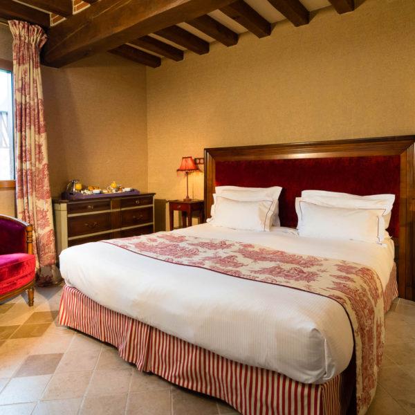 chambre charme Hotel Spa Le clos des fontaine normandie