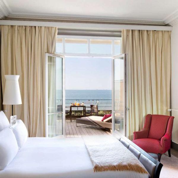 chambre grand hotel cabourg normandie
