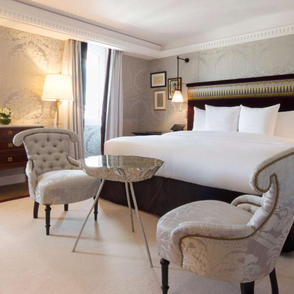 chambre hotel La réserve Paris