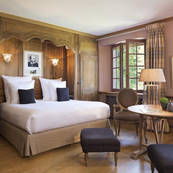 chambre hotel normandie