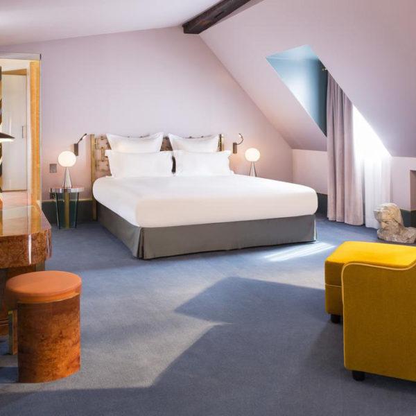 chambre hotel saint marc Paris