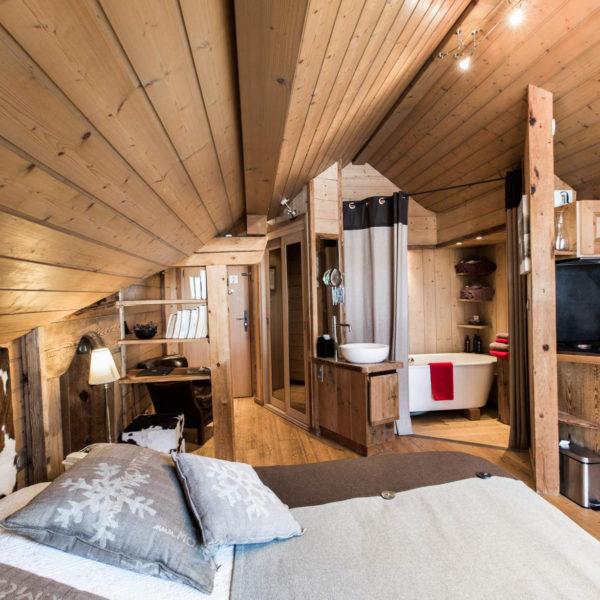 chambre luxe hotel spa la bergerie