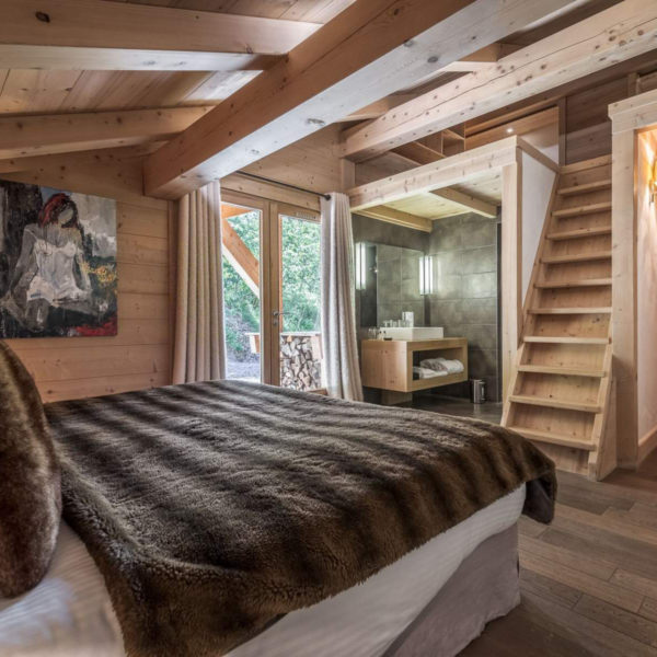 chambre luxe rhone alpes