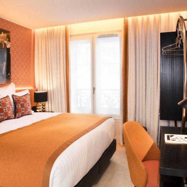 chambre orange dress code hotel spa