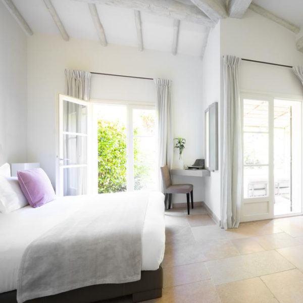 grande chambre hotel le pre de la mer saint tropez PACA