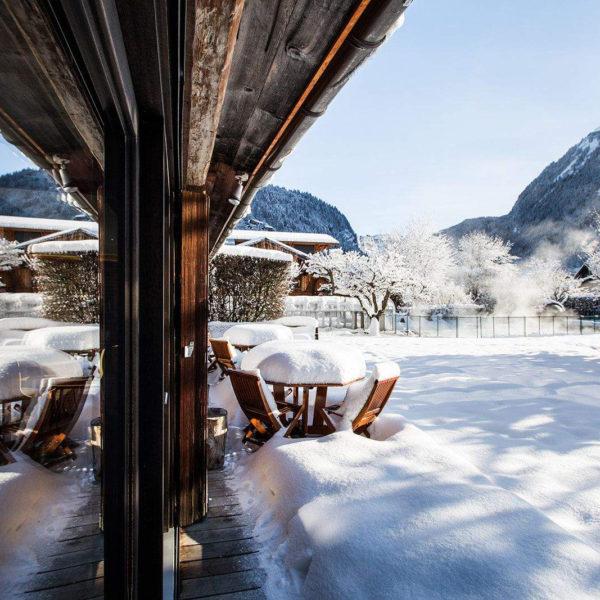 hiver hotel spa la bergerie