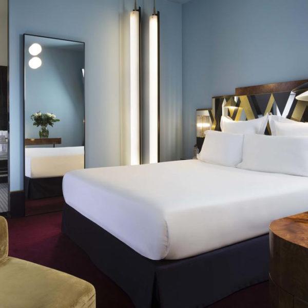 hotel saint marc Paris chambre