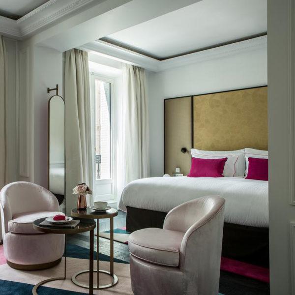 hotel spa fauchon paris
