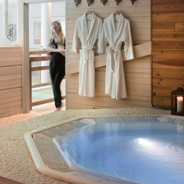 jacuzzi hotel chamois d'or rhone alpes