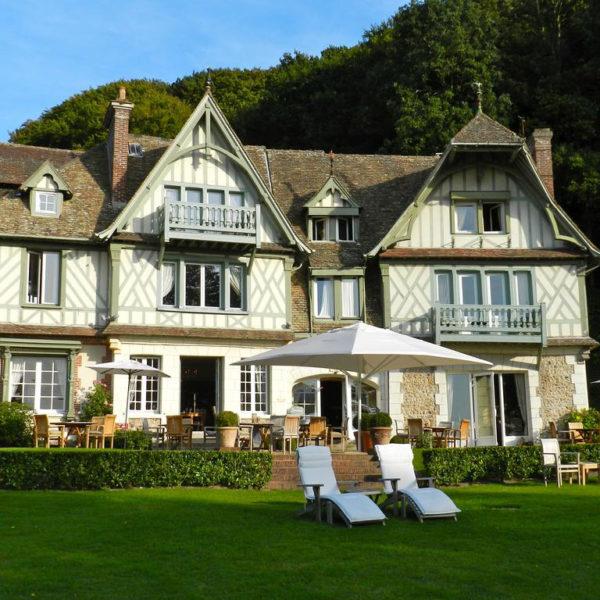 manoir des impressionnistes Normandie