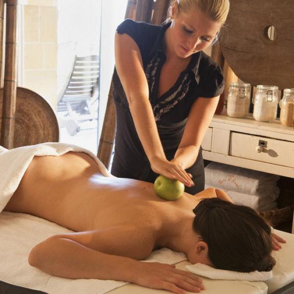 massage hotel ferme saint siméon