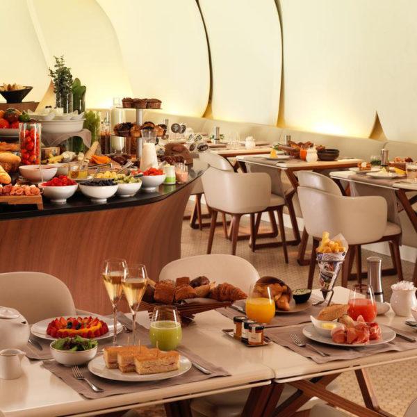 petit déjeuner mandarin oriental hotel spa paris