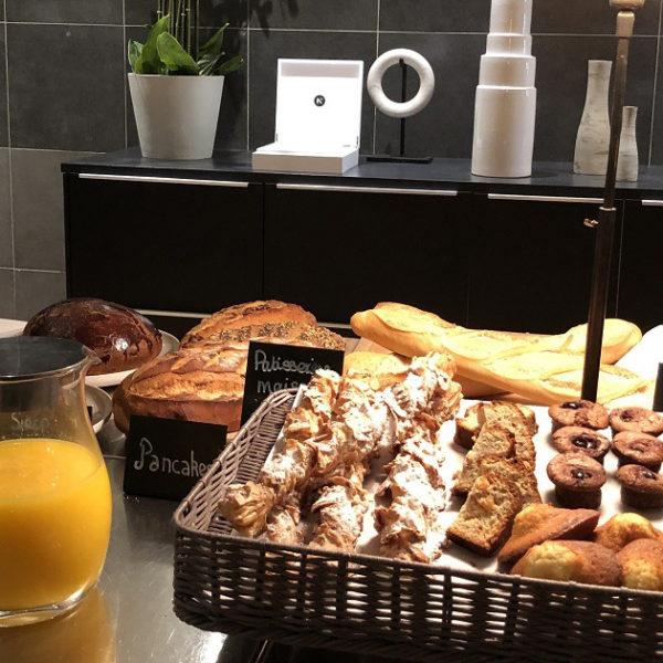 petit dejeuner b design hotel spa