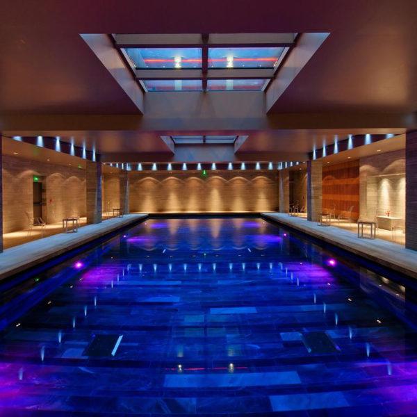 piscine Hotel de Bourgtheroulde Rouen