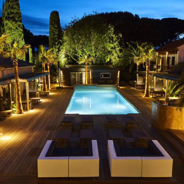 piscine Villa Cosy Saint Tropez