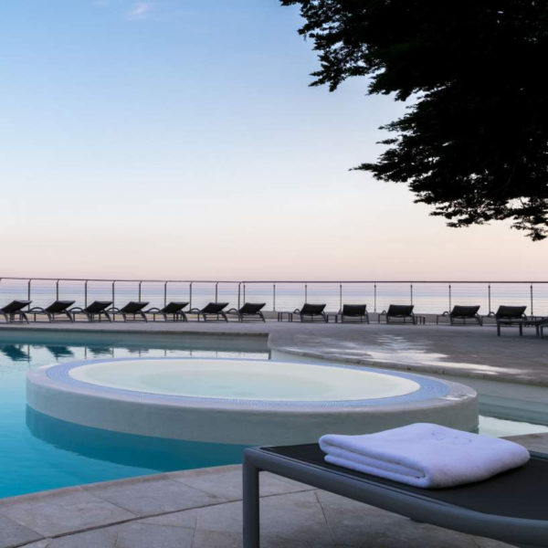 piscine cap estel hotel paca