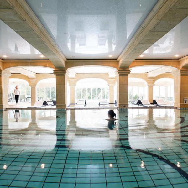 piscine hotel ferme saint siméon