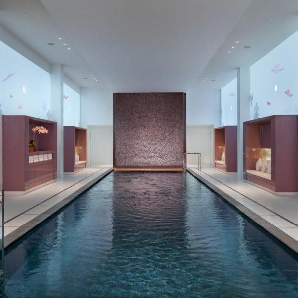 piscine mandarin oriental hotel spa paris