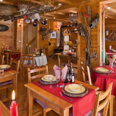restaurant Chalet d'en Ho
