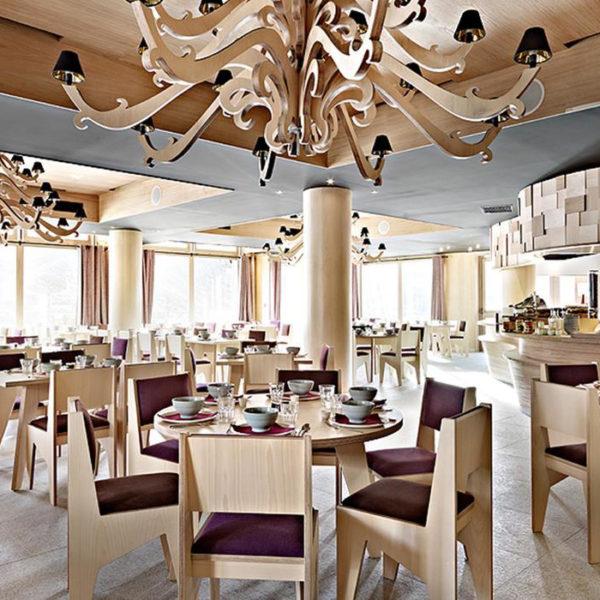 restaurant HÔTEL SPA ALTAPURA À VAL-THORENS