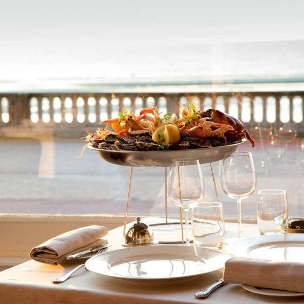 restaurant vue mer normandie