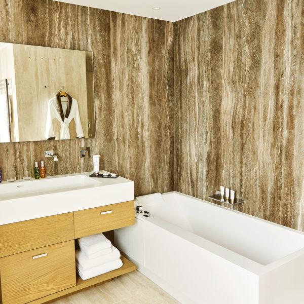 salle de bain Villa Cosy Saint Tropez