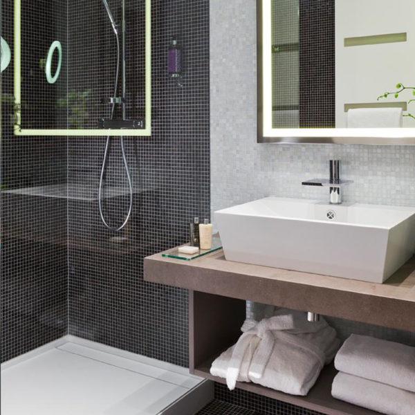 salle de bain barriere resort ribeauvillé