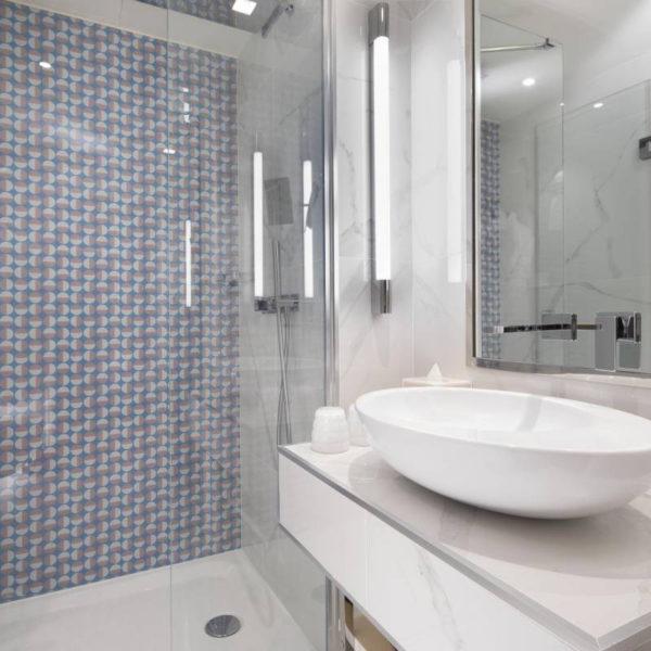 salle de bain dress code hotel spa
