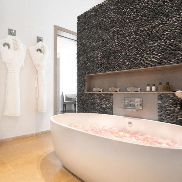 salle de bain hotel le pre de la mer saint tropez PACA