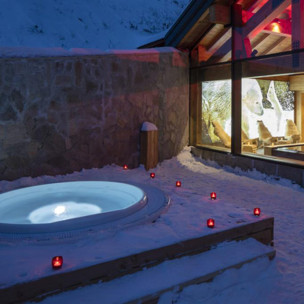 spa hotel ours blanc