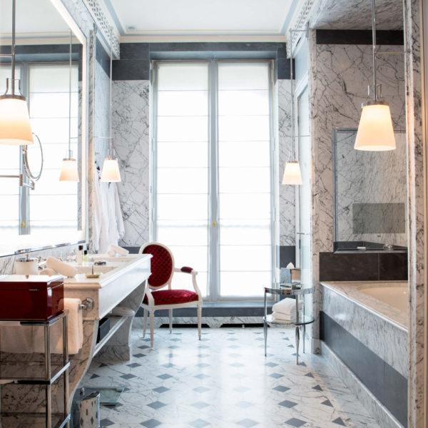 suite hotel la reserve paris