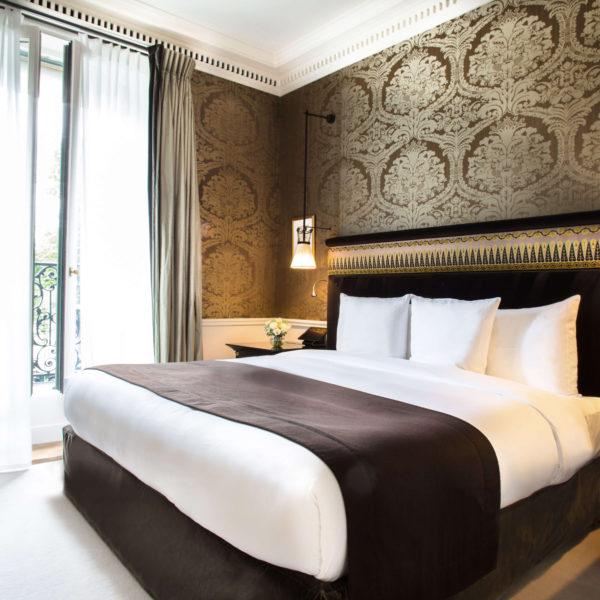 suite hotel spa la reserve paris