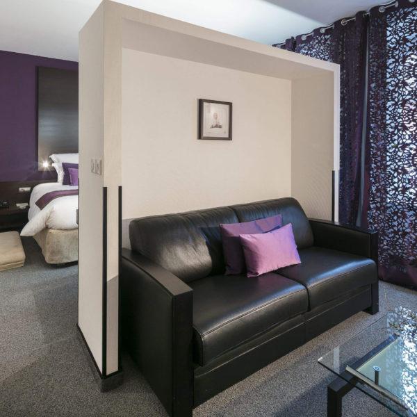 suite hotel spa le chambard