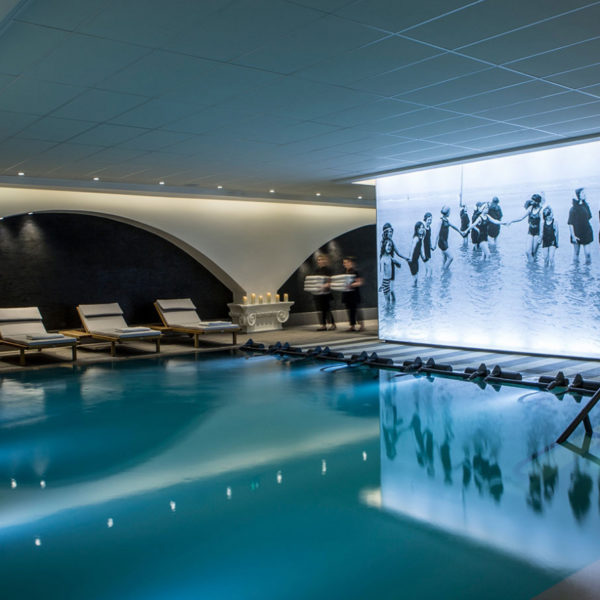 thalasso hotel les cures marine Normandie