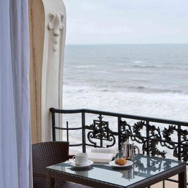 vue chambre grand hotel cabourg normandie