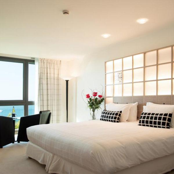 chambre luxe hotel spa bretagne