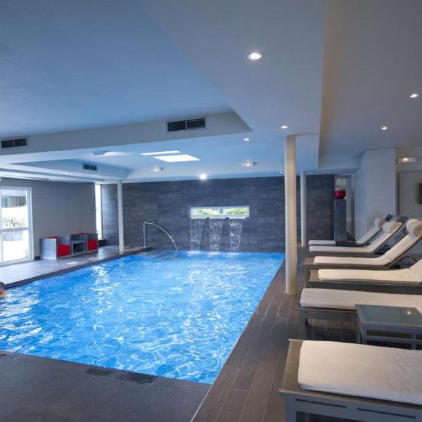 piscine hotel brittany spa