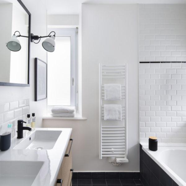 salle de bain hotel castelbrac