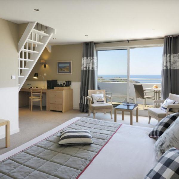 suite castel clara belle ile en mer