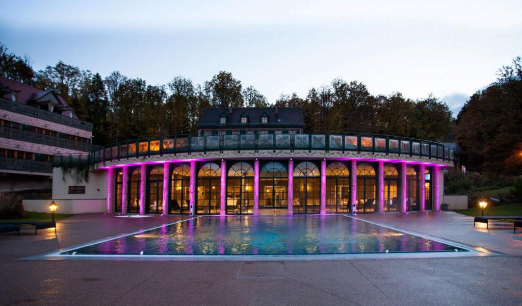 Hôtel Les Violettes Jungholtz
